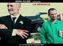 LA HERENCIA – CORTOMETRAJE